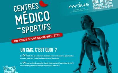 La FNOMS lance son plan Centres Médico-Sportifs